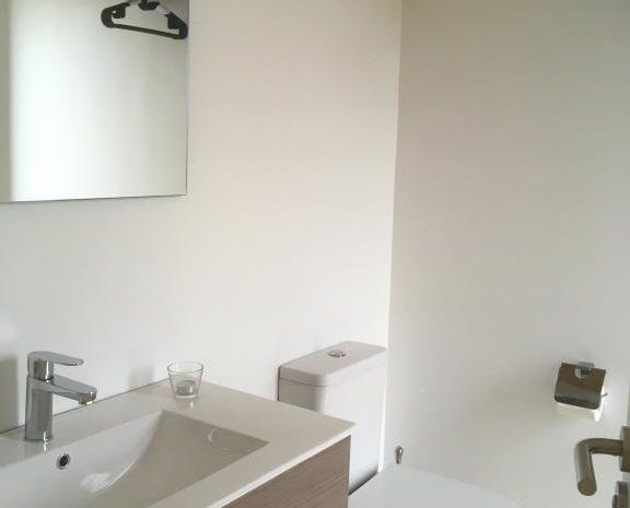 baño apartamento dorna