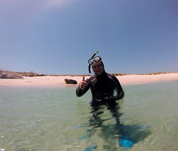 snorkel illas atlanticas